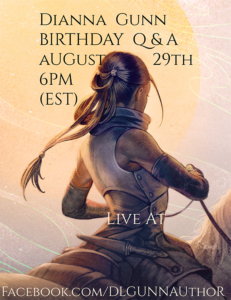Birthday Q and A ad 2017