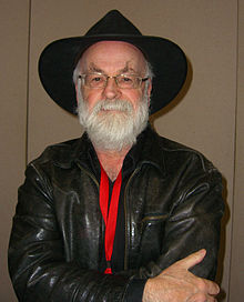 Sir Terry Pratchett, April 1948-March 12th 2015